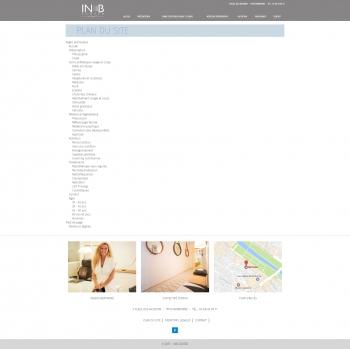 INB center - écran n°4