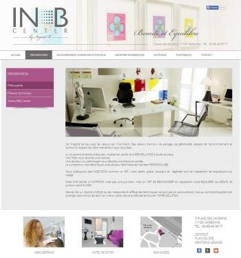 INB center - écran n°2