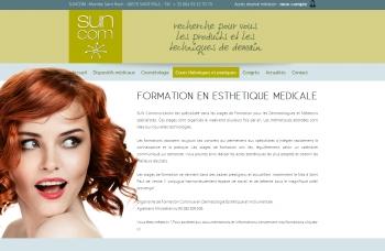 Sun communication - écran n°2